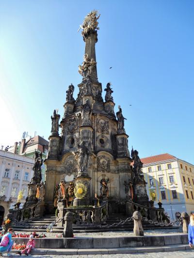 チェコの世界遺産12か所、すべてを巡るbaba友の旅【16】6日目(オロモウツ)
