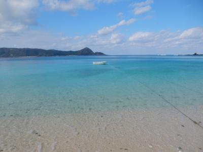 奄美大島夫婦旅:高知山・マネン崎・崎原海岸。
