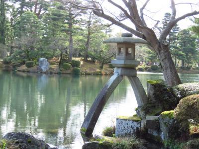 金沢兼六園の旅