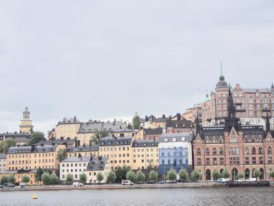 北欧の旅 ガムラスタン~ストックホルムの王宮と歴史地区