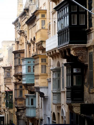 チュニジア&マルタ一人旅9*・゜・フォトジェニックな街並みを撮る*・゜・*