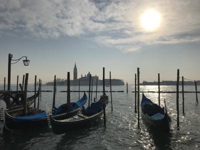 親娘旅ベネチア観光①