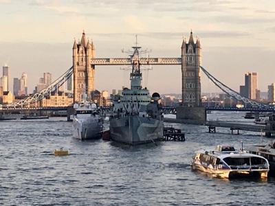 2019年12月-2020年1月イギリス旅行記 1日目