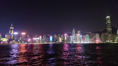 暮れの香港②