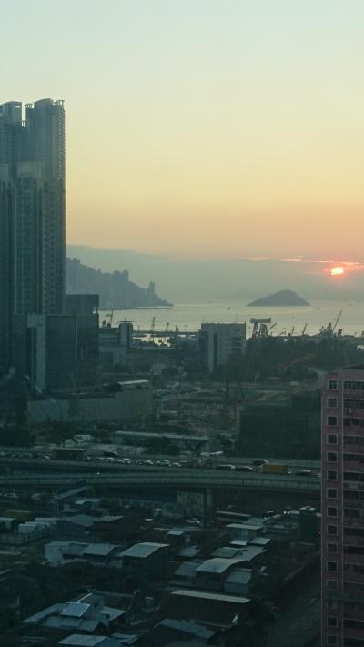 暮れの香港③