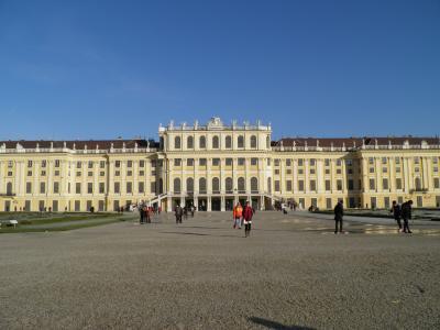 2012~13年 中欧三都市+ベルリン+イベリア半島(27 days) =Day 6= ~ウィーンからプラハへ~