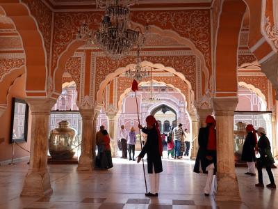 不思議な国インド訪問記 10(ジャイプール)