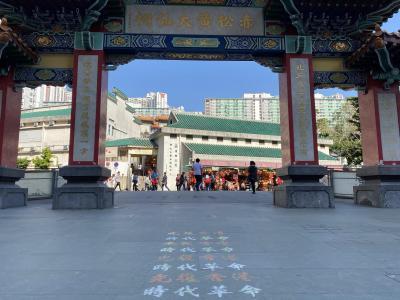 メリクリ2019定番の香港をゆく
