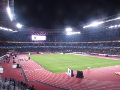 オリンピックスタジアムオープニングイベント