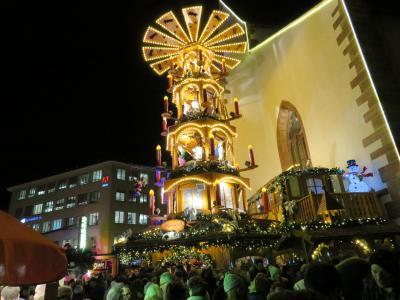 スイスアルザス地方 クリスマスマーケット 1