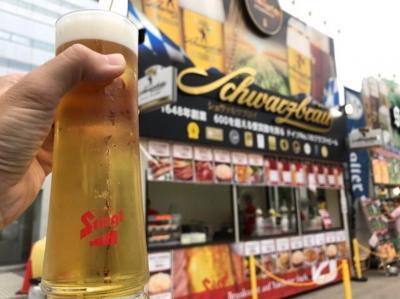 埼玉・大宮のビール祭り2019~ジャーマンビアガルデン~