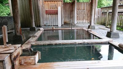 松之山温泉に行きました。「新潟十日町に700年続く日本三大薬湯を楽しむ旅」(2019.07・ひなの宿ちとせ) part2
