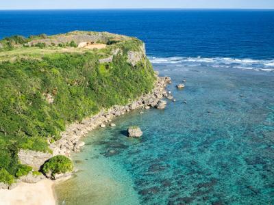 冬なのに夏!沖縄本島を縦断☆2泊3日