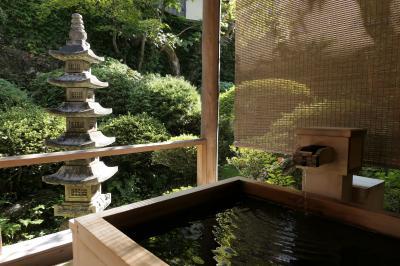松茸の別所温泉♪ Vol.3 ☆別所温泉:「かしわや本店」露天風呂付き部屋はホッとする♪