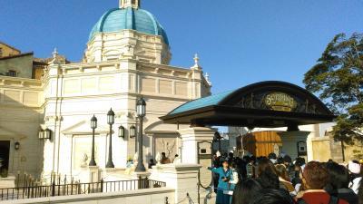 Disney Resort in winter!! 冬のディズニーリゾートを楽しめ!!(シー編)