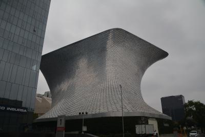 ビバ メヒコ メキシコシティからクイクイルコ遺跡・ソウマヤ美術館へ行きました。