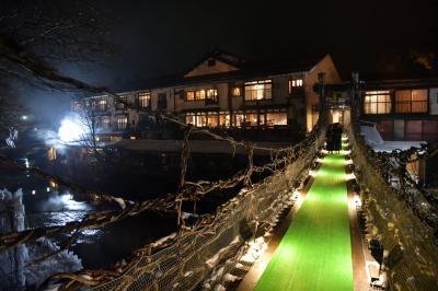 2019年お疲れ様でした。平家の郷、湯西川温泉で一年の疲れを癒した旅