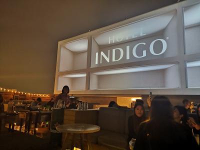 高雄旅①/Hotel Indigo宿泊記