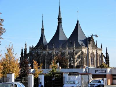 チェコの世界遺産12か所、すべてを巡るbaba友の旅【18】7日目(クトナー・ホラ)