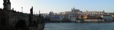 2012~13年 中欧三都市+ベルリン+イベリア半島(27 days) =Day 7= ~プラハ散策~