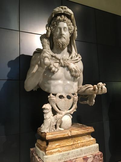 遺跡と芸術巡りのローマの想い出
