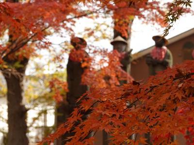 秋の九品仏浄真寺 2019