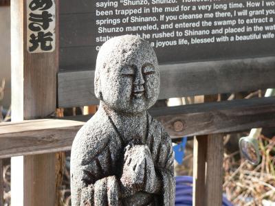 長野県 別所温泉を散策