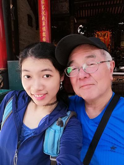 サイゴンの3日間(28)チョロンのお寺を後に、サイゴン市内に戻る。