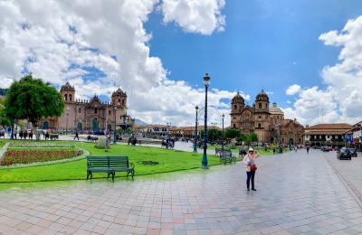 転職!そして南米1ケ月1人旅 ④クスコ(ペルー)
