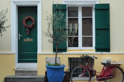 第二章 そしてパリへ 〈3〉色彩のマジシャンが棲む街