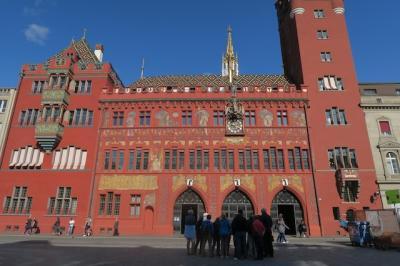 シニアー夫婦のスイスゆっくり旅行30日  (4)バーゼルに移動しました(9月23日)
