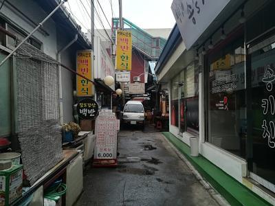 ソウルでロケ地巡り