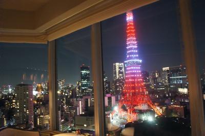 2019年11月 ザ・プリンスパークタワー東京のプレミアムクラブフロア、インルームダイニングが有料になったのは残念だけど、それでも素敵