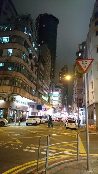 暮れの香港⑥