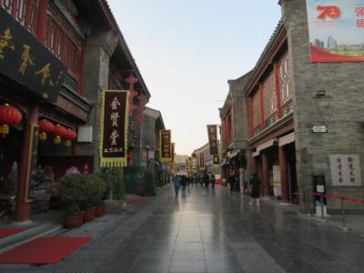中国 「行った所・見た所」 天津の天津旧城・鼓楼から古文化街の散策をしました