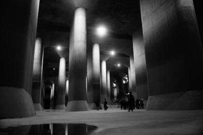 ニッポン奇界遺産の旅―この巨大地下空間が東京を水害から守った!? 首都圏外郭放水路(埼玉県春日部市)