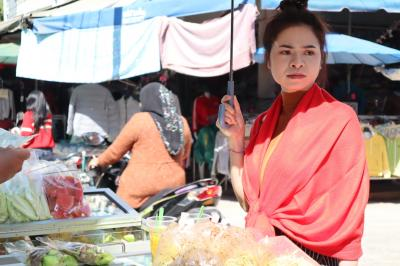タイ・ミャンマー国境越え(タチレク編)