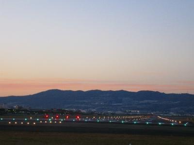 と、ある日の伊丹空港。2019年11月24日(日) その弐