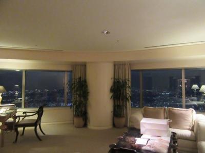 一生に一度しか泊まれない!驚異の290平米!!ロイヤルスイート@横浜ロイヤルパークホテル<その1>