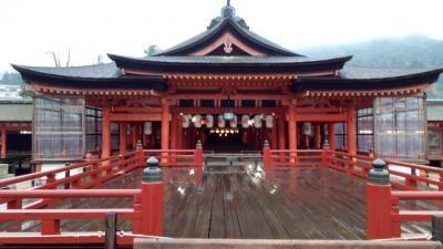 広島旅行③ 厳島神社 錦帯橋