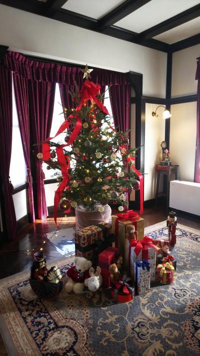 山手西洋館のクリスマス2019