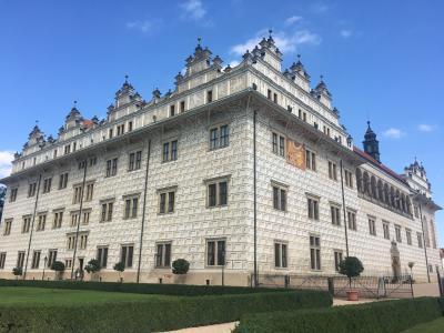 ブルノ起点にボヘミアのお城★乗り継ぎでちょこっとウィーン(その2)