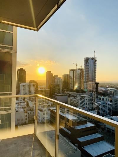 ロサンゼルス旅行記エピソード5(^^)新たなるホテルLEVEL DTLA