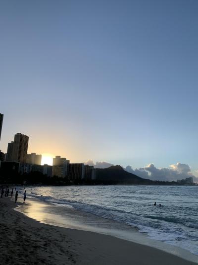 お久しぶりのハワイで過ごすクリスマス