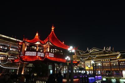 食べ物と夜景とライブと!上海4泊5日の旅 2/2
