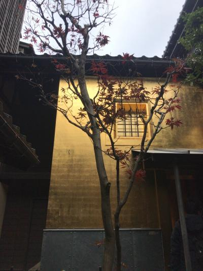 金沢散策、加賀温泉郷山代温泉ゆのくに天祥へ。1日目は金沢近江市場、東茶屋街へ。