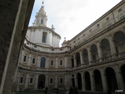 ローマに行くなら日曜日 201812クリスマスのトスカーナ⑦