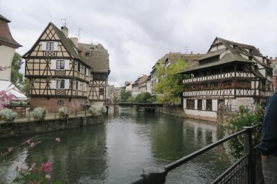 シニアー夫婦のスイスゆっくり旅行30日  (6)バーゼルからストラスブールにデイ.トリップしました。(9月25日)