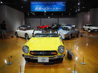 トヨタ自動車の歴史を垣間見る!「トヨタ博物館」2019(^^♪