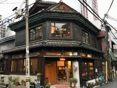 大阪 レトロな中崎町と思いがけず遭遇した綺麗なイルミネーション♪